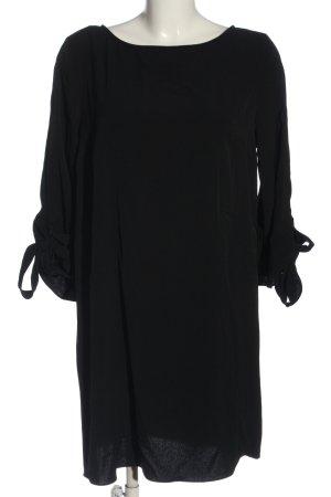 H&M Abito a maniche lunghe nero stile professionale