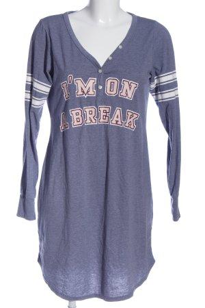 H&M Vestido para casa letras impresas look casual