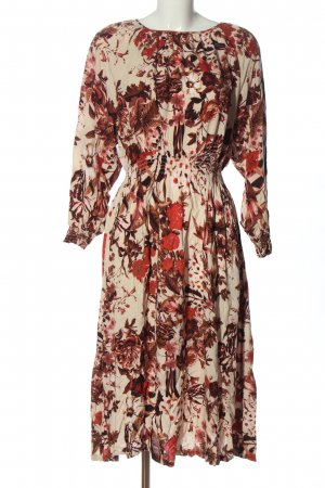 H&M Longsleeve Dress allover print elegant