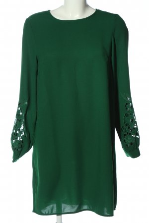 H&M Langarmkleid grün Casual-Look