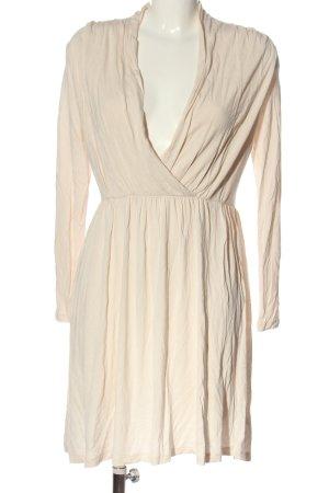 H&M Longsleeve Dress natural white casual look