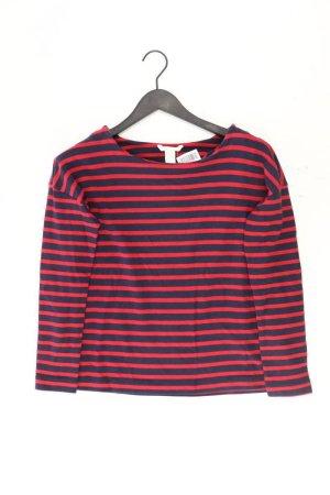 H&M Langarmpullover Größe M gestreift rot aus Baumwolle