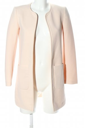 H&M Lange Jacke creme Business-Look