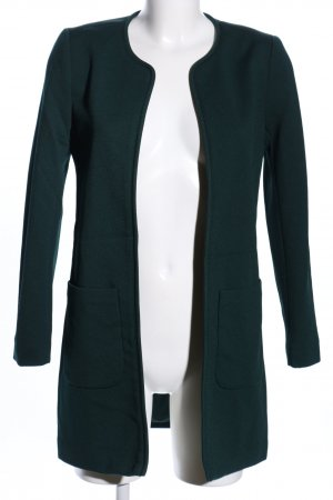 H&M Long Jacket green business style