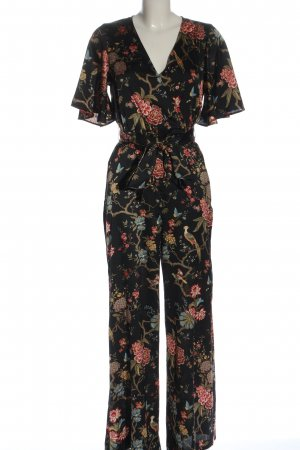 H&M Langer Jumpsuit allover print casual look
