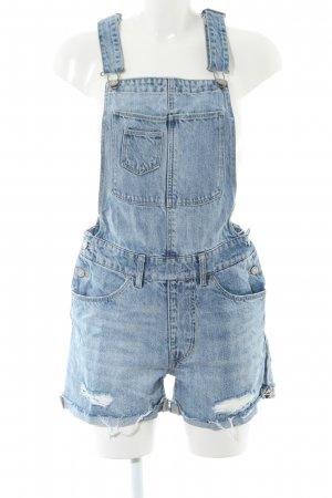 H&M Overall blauw casual uitstraling
