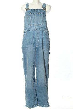 """H&M Salopette en jeans """"Lee x H&M"""" bleu"""