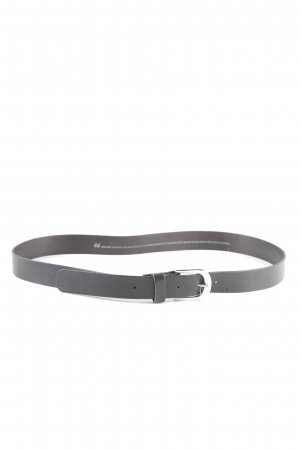 H&M Leather Belt black casual look