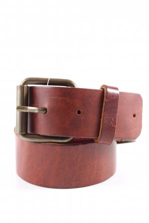 H&M Leather Belt pink casual look