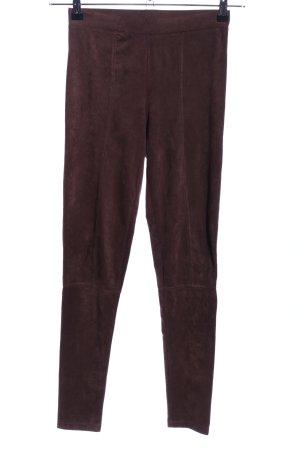 H&M Leggings braun Casual-Look