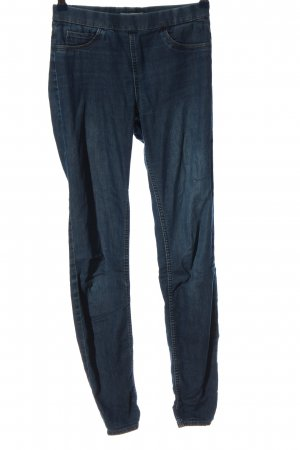 H&M Leggings blau Casual-Look