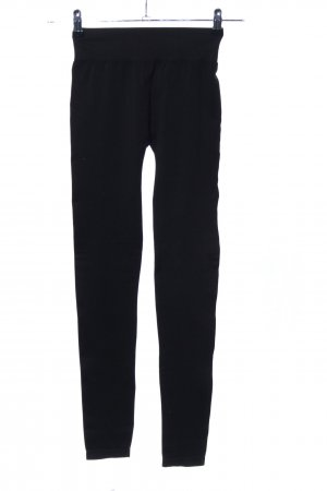 H&M Legging zwart casual uitstraling
