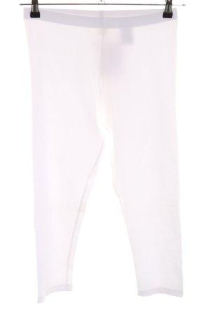 H&M Leggings weiß Casual-Look