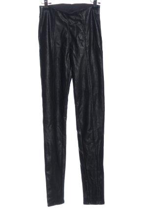 H&M Leggings nero stile casual