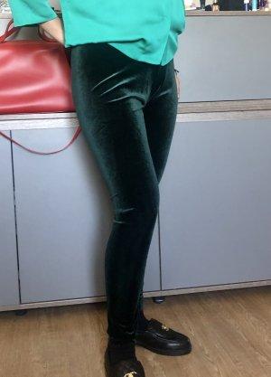 H&M Leggings aus Samt