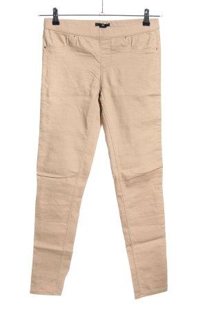 H&M Leggings creme Casual-Look