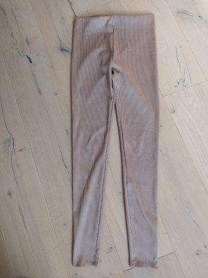 H&M Leggings light brown-beige