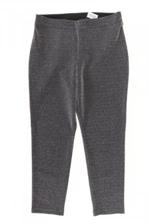 H&M Leggings Größe L mit Glitzer schwarz