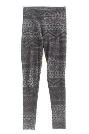 H&M Leggings Größe XS schwarz aus Baumwolle
