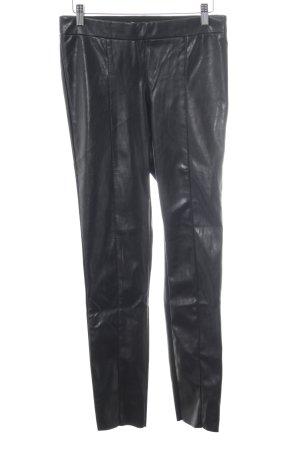 H&M Leggings schwarz klassischer Stil