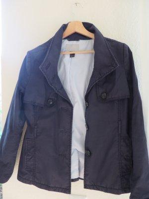 H&M, leichte Jacke, dunkelblau, Gr.38