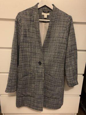 H&M Krótki płaszcz Wielokolorowy