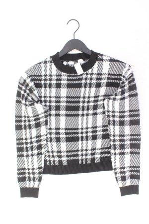 H&M Długi sweter Wielokolorowy Poliakryl