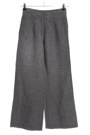 H&M Linen Pants light grey flecked business style