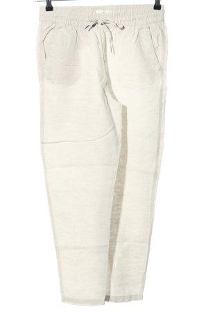 H&M Linnen broek wit casual uitstraling