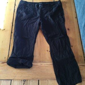 H&M BB Linnen broek zwart
