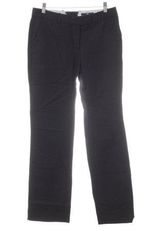 H&M Pantalone di lino nero stile professionale