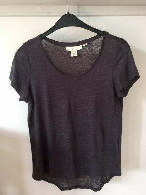 H&M T-shirt antracyt