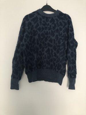 H&M Leopard Pullover gr.M schick