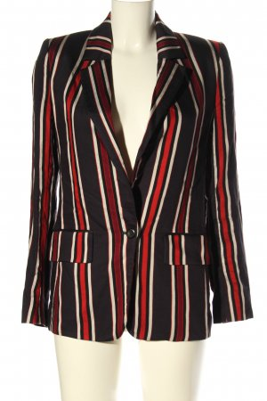 H&M Long-Blazer mehrfarbig Business-Look