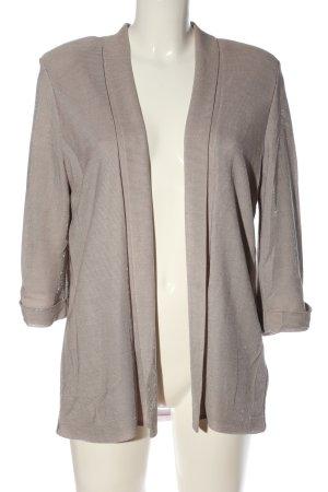 H&M Long-Blazer hellgrau Casual-Look