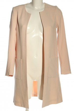 H&M Long-Blazer creme Casual-Look
