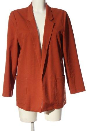 H&M Long-Blazer hellorange Casual-Look