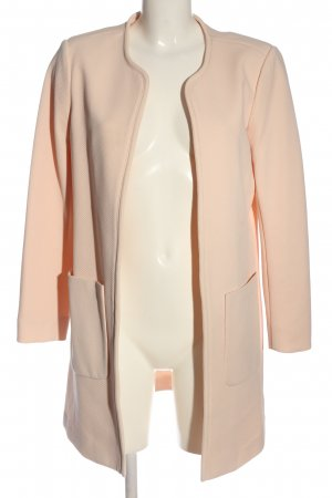 H&M Long-Blazer nude Business-Look