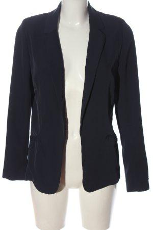H&M Long Blazer blue casual look