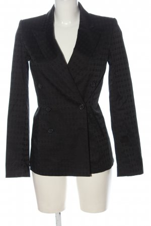 H&M Long Blazer black business style