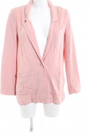 H&M Long-Blazer pink Casual-Look