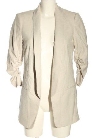 H&M Long-Blazer wollweiß Business-Look