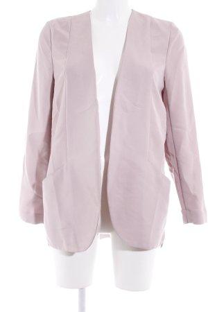 H&M Long-Blazer altrosa Elegant