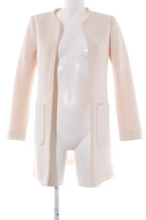 H&M Long-Blazer altrosa schlichter Stil