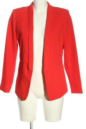 H&M Long-Blazer rot Business-Look