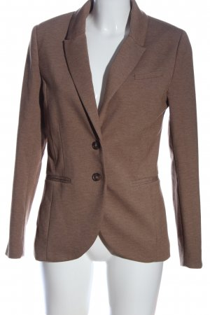 H&M Long-Blazer braun Casual-Look