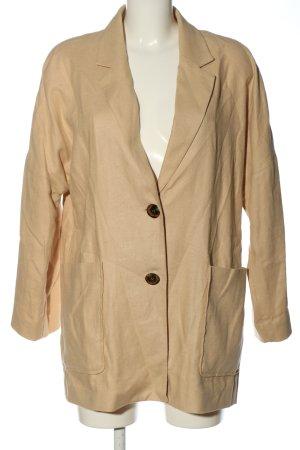 H&M Long-Blazer braun Casual-Look