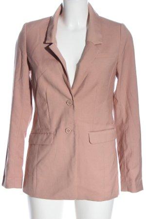 H&M Lange blazer roze zakelijke stijl