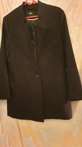 H & M long Blazer  Gr L, schwarz