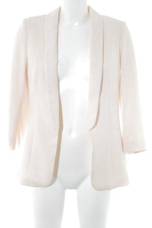H&M Long-Blazer nude Elegant
